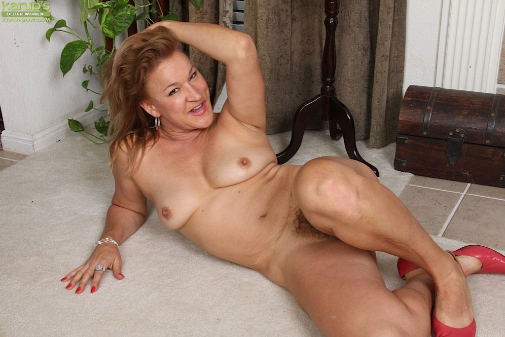 Old pussy naked Hot Old